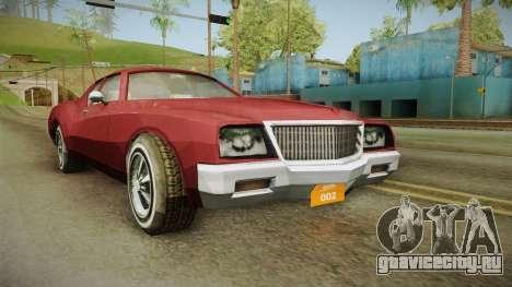 Driver: PL - Cerva для GTA San Andreas