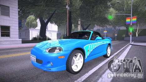 Mazda MX-5 Miata для GTA San Andreas