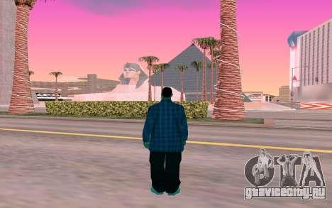 Gansters для GTA San Andreas третий скриншот