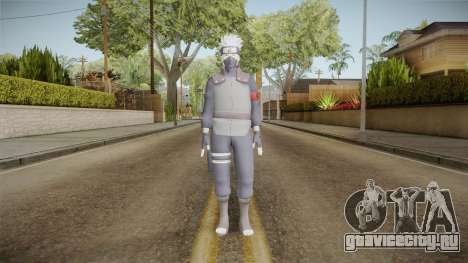 NUNS4 - Kakashi The Last для GTA San Andreas второй скриншот