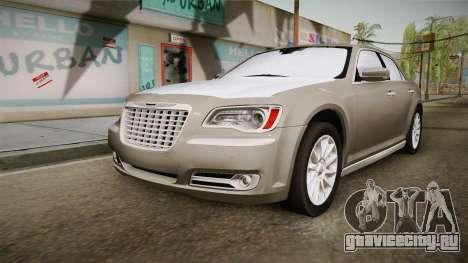 Chrysler 300C Hajwalah 2015 для GTA San Andreas
