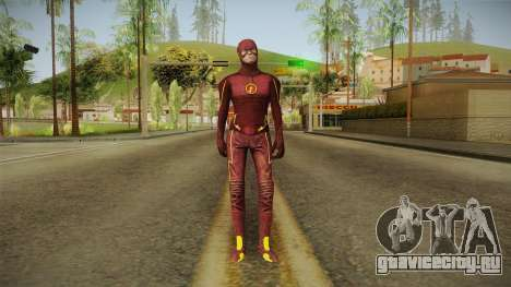 The Flash TV - The Flash v2 для GTA San Andreas второй скриншот