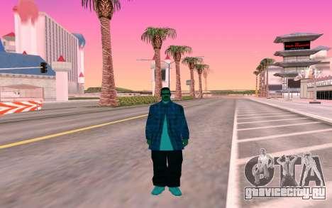 Gansters для GTA San Andreas второй скриншот