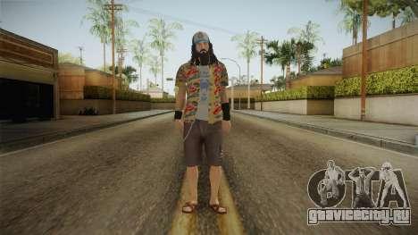 Watch Dogs 2 - T-Bone для GTA San Andreas второй скриншот