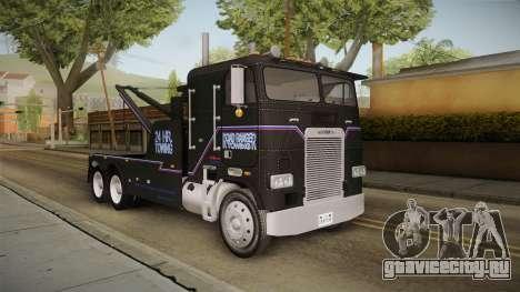 Freightliner FLA 9664 v1.0 для GTA San Andreas