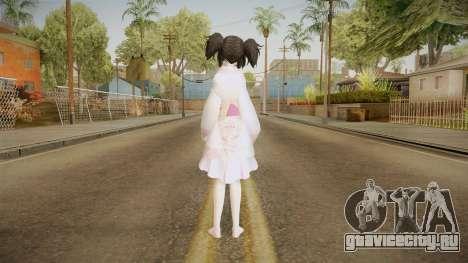 Kimono Yukune Ruko v2 для GTA San Andreas третий скриншот