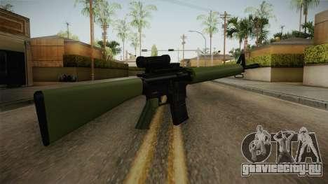 C7A1 Assault Rifle для GTA San Andreas третий скриншот