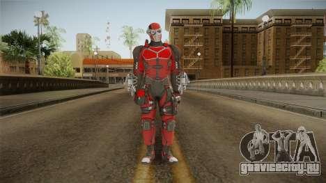 Injustice 2 Mobile - Deadshot v2 для GTA San Andreas второй скриншот