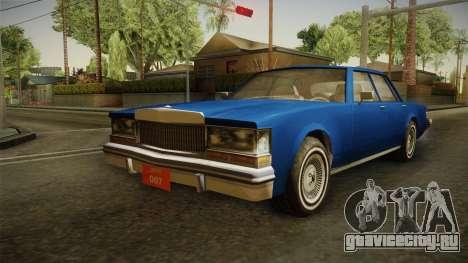 Driver: PL - Regina для GTA San Andreas