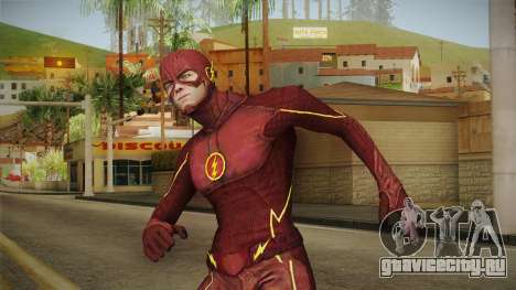 The Flash TV - The Flash v2 для GTA San Andreas