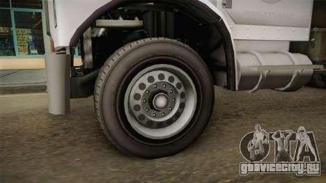 GTA 5 Vapid Towtruck Large Cleaner для GTA San Andreas вид сзади