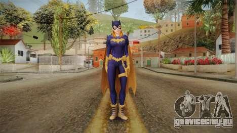 DC Legends - Batgirl Legendary для GTA San Andreas