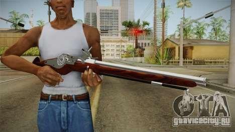 Wheel Lock Pistol 2.0 Fixed Low Quality для GTA San Andreas третий скриншот