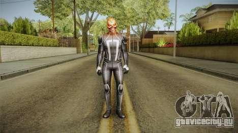 Marvel Future Fight - Ghost Rider Robbie Reyes для GTA San Andreas второй скриншот