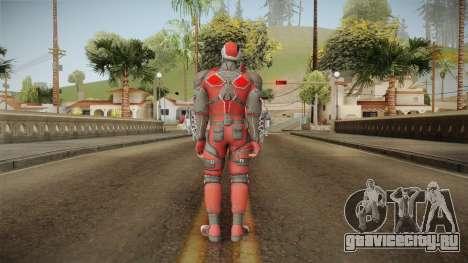 Injustice 2 Mobile - Deadshot v2 для GTA San Andreas третий скриншот