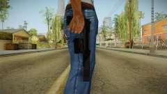 Resident Evil 7 - Albert-01R для GTA San Andreas