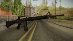 M16A2 Assault Rifle для GTA San Andreas