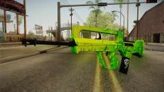 Green Weapon 2
