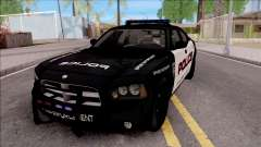 Dodge Charger High Speed Police для GTA San Andreas