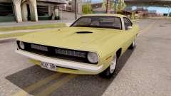 Plymouth Hemi Cuda 440 1970