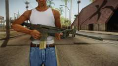 ULTIMAX 100 Assault Rifle для GTA San Andreas