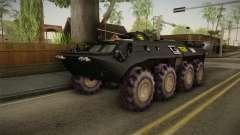 Hungary Police TEK APC для GTA San Andreas