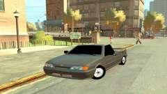 ВАЗ 2114 Кабриолет для GTA 4