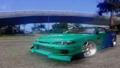 Nissan Silvia S15 Drift Style