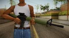 C7A1 Assault Rifle для GTA San Andreas