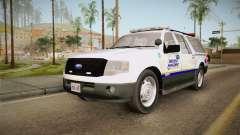 Ford Expedition 2013 FCEM для GTA San Andreas