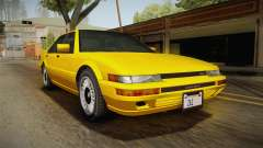 GTA 4 Dinka Hakumai SA Style