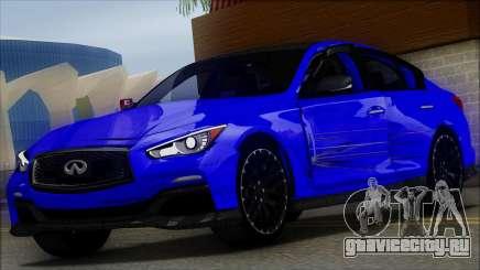 Infiniti Q50 APP 3.2 для GTA San Andreas