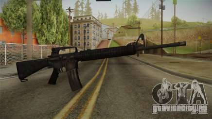 M16A2 Assault Rifle для GTA San Andreas
