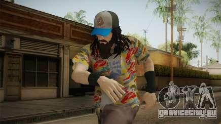 Watch Dogs 2 - T-Bone для GTA San Andreas