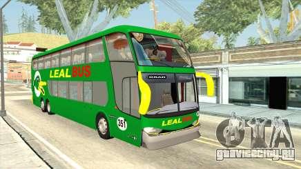 Marcopolo G6 автобус для GTA San Andreas
