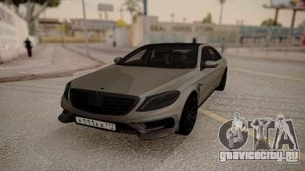 Mercedes-Benz Brabus 900 для GTA San Andreas