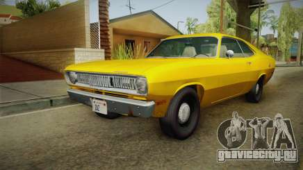 Plymouth Duster 1972 для GTA San Andreas