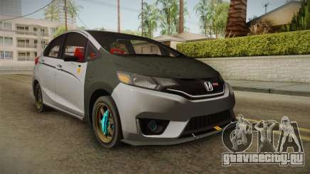 Honda Jazz GK FIT RS v1 для GTA San Andreas