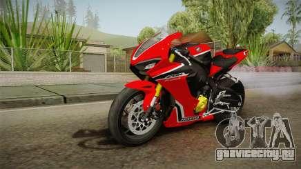Honda CBR1000RR 2017 для GTA San Andreas