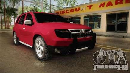 Renault Duster для GTA San Andreas
