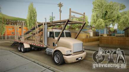 GTA 5 MTL Car Hauler для GTA San Andreas