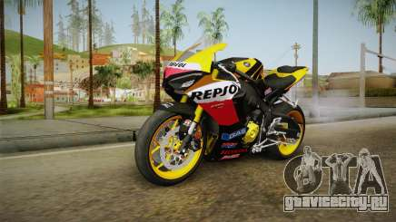 Honda CBR1000RR Repsol Variant 2017 для GTA San Andreas