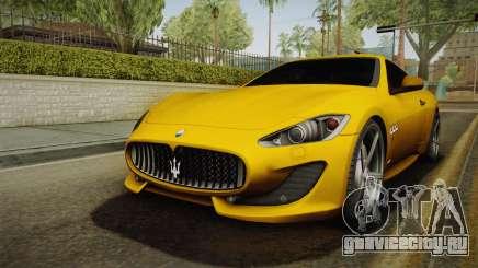 Maserati GranTurismo Sport v2 для GTA San Andreas