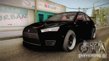 GTA 5 Karin Kuruma RS для GTA San Andreas