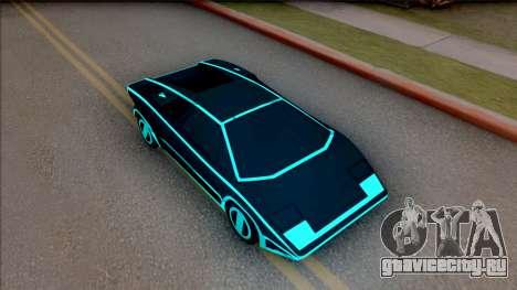 GTA V Pegassi Automan для GTA San Andreas вид справа