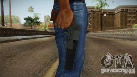 Mateba Autorevolver для GTA San Andreas