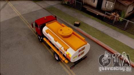 FAP Cisterna Za Gas для GTA San Andreas