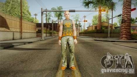 Omar Romero from Bully Scholarship для GTA San Andreas второй скриншот