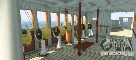 1912 RMS Titanic для GTA 5 шестой скриншот