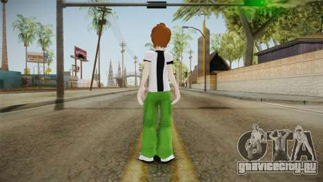 Ben 10 для GTA San Andreas третий скриншот
